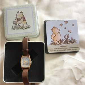 Winnie the Pooh watch ,commemorating over 75 yrs.